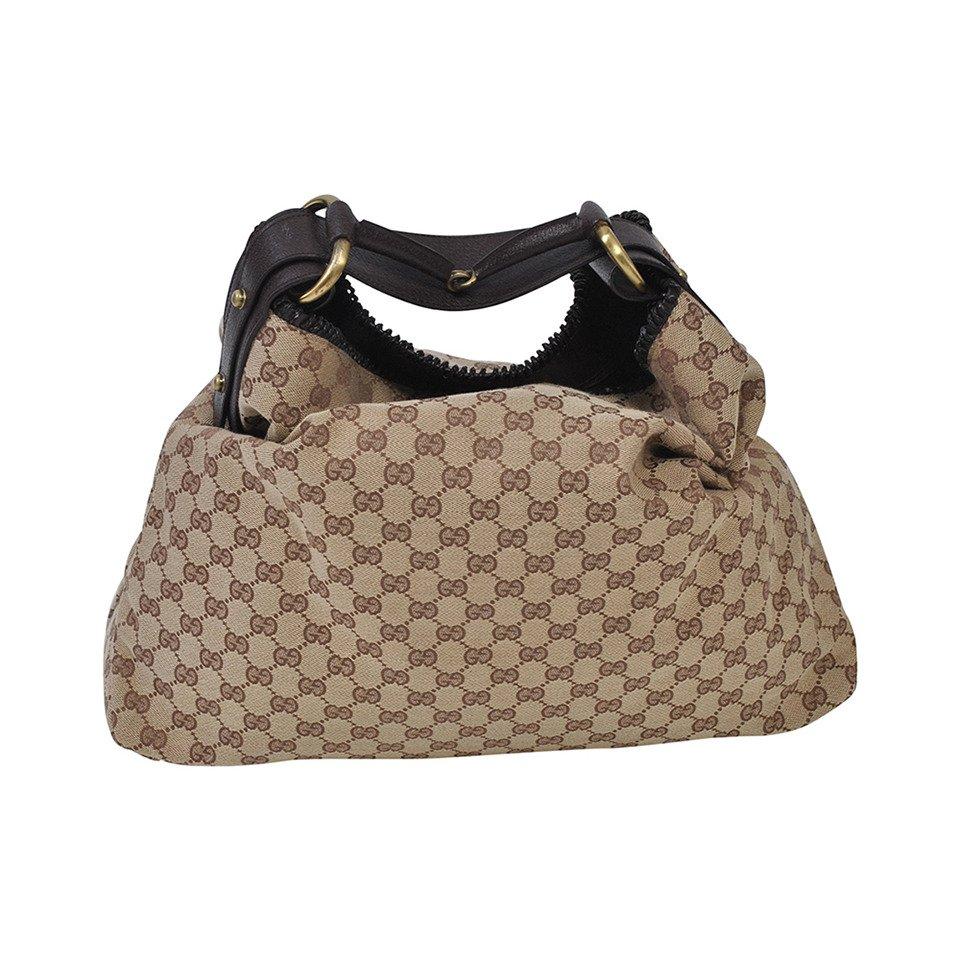 c57db5b004e8 Gucci Horsebit Hobo Bag. GUCCI: The Making Of.
