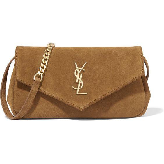 Ysl Envelope Bag Jze Cross Body Fashion Rivet Chain Bag